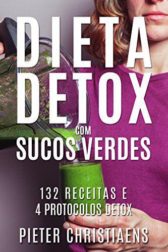 Dieta Detox com Sucos Verdes (e-book)