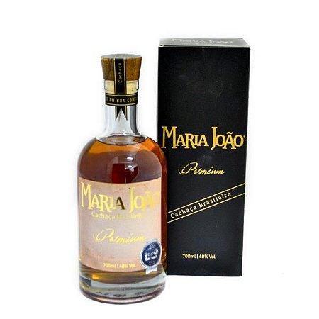 Cachaça Maria João Premium 700ml
