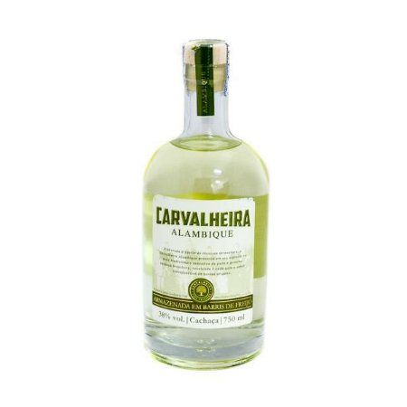 Cachaça Carvalheira Alambique 750ml