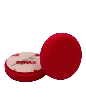 Boina De Espuma Vermelha 80mm Sonax