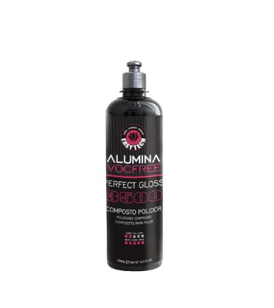 Alumina Perfect Gloss 3500 Polidor Lustro 500ml - Easytech