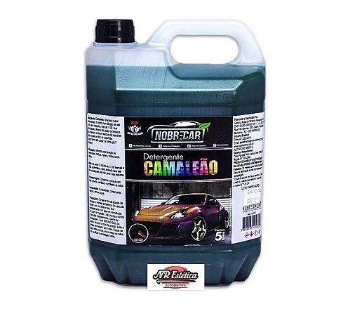 Detergente Camaleão 5L - Linha Premium (Nobre Car)