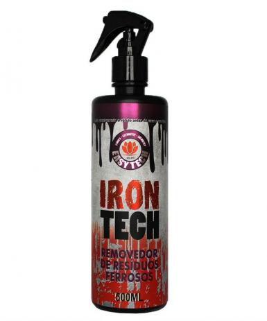 Irontech Removedor de Partículas Ferrosas 500ml Easytech