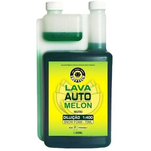 Shampoo Neutro Lava Auto 1:400 Melon 1200ml Easytech