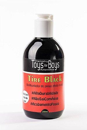 CONDICIONADOR DE PNEUS - TIRE BLACK - 250ml