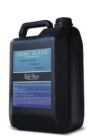 LIMPADOR DE VIDROS - SHINE GLASS - 5L