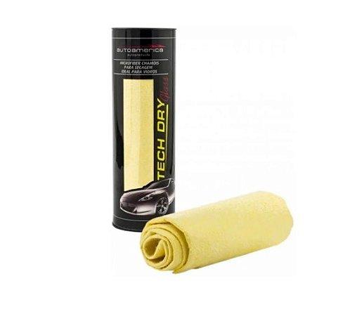 Flanela Tech Dry Glass Autoamerica 70x40