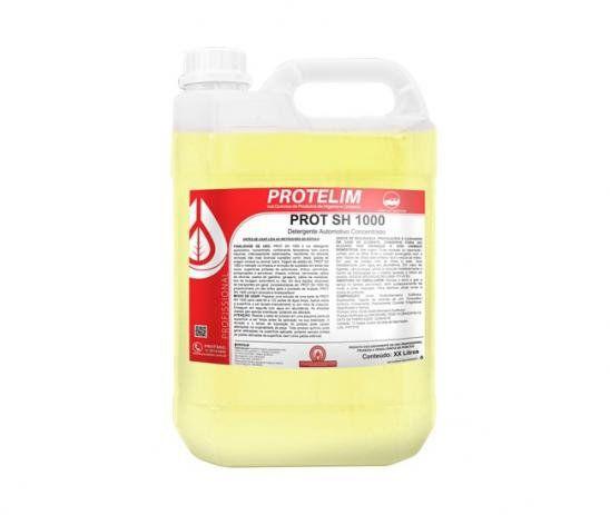 Prot Sh1000 Shampoo Neutro 5l - Protelim
