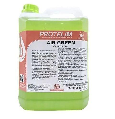 Aromatizante Odorizante Air Green 5l Protelim