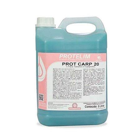 Prot Carp 20 (limpa Carpetes E Estofados) 5l - Protelim
