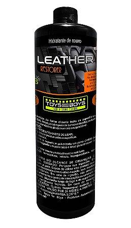 LEATHER RESTORER - HIDRATANTE DE COURO - 1l