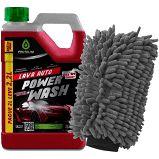 Shampoo Automotivo Power Wash Protelim 2,2l +Luva Microfibra