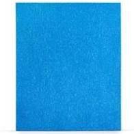 LIXA SECO 338U 225X275 BLUE - GRÃO 220- 3M