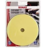 Boina Espuma De Refino Amarela 165mm 6 C/furo - Sonax