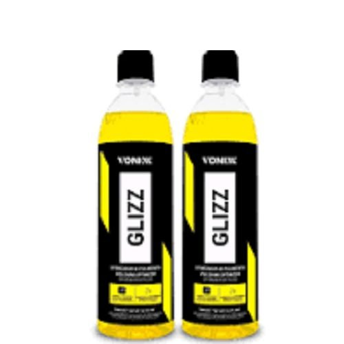 Kit 2 Glizz Otimizador Polimento - Vonixx