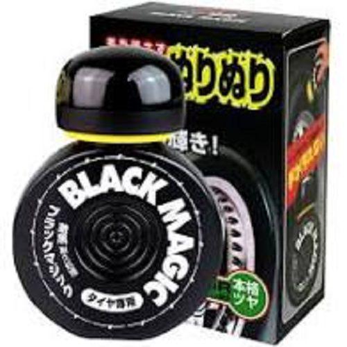 Black Magic Tratamento Super Preto P/ Pneus 150ml - Soft99