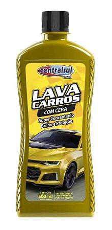 Lava Carro Super Concentrado  Com Cera 500ml