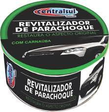 Revitalizador De Parachoque 200g Centralsul