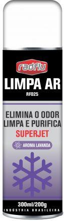 Limpa Ar Condicionado Super Jet