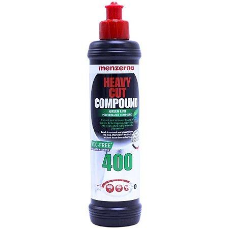 Heavy Cut 400 Green Line Menzerna - 250ml