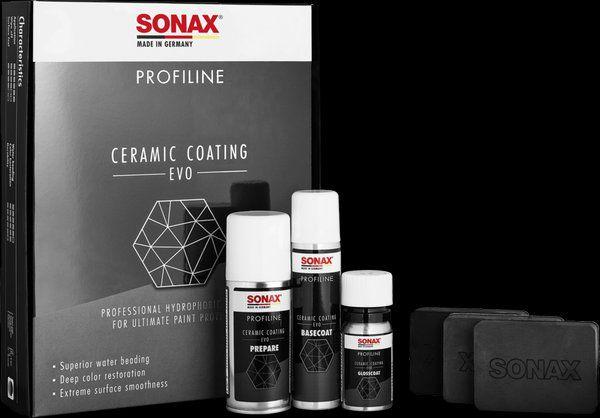 SONAX PROFILINE CeramicCoating CC Evo