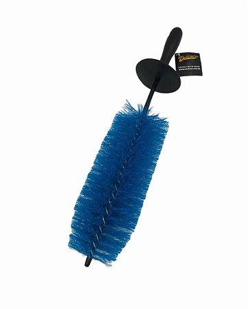 Escova Para Furo de Roda Azul