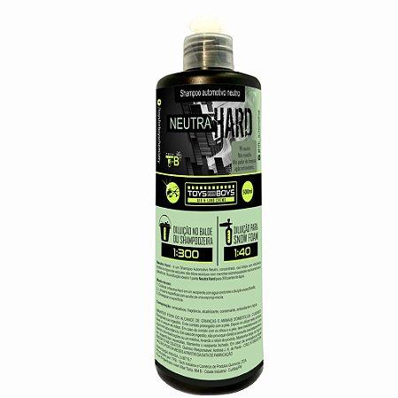 Shampoo Automotivo Neutra Hard - 500ml