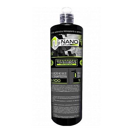 Shampoo Nano T Lotus 500ml