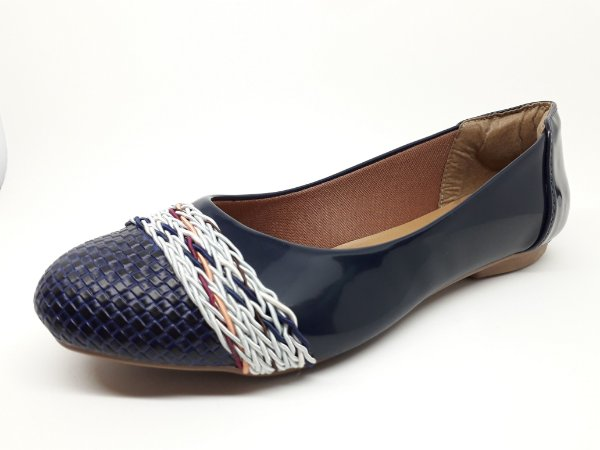 6f0b2ab69 Sapatilha Marinho Confort - Feltrin calçados