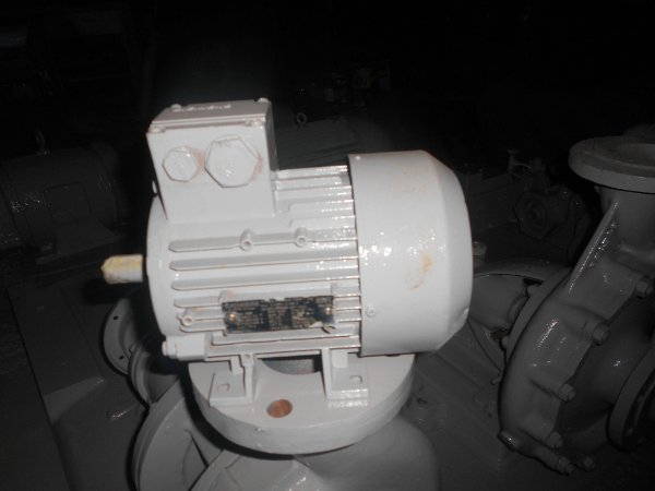 Motor eléctrico 2cv trifásico 220/380/440  Siemens