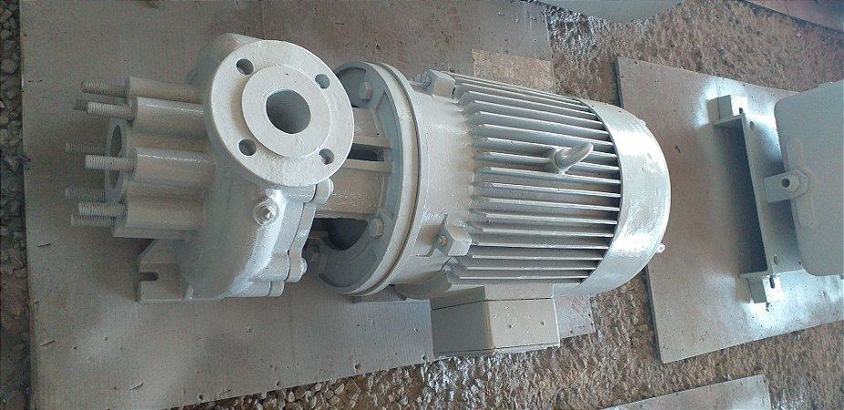 Bomba Centrifuga com motor elétrico 40 CV Schneider