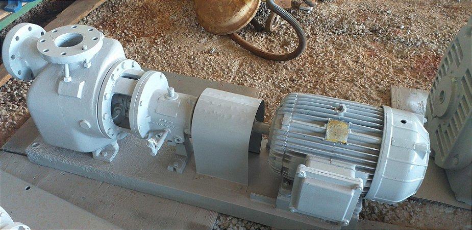 Bomba Centrifuga com motor elétrico 25 CV Goulds
