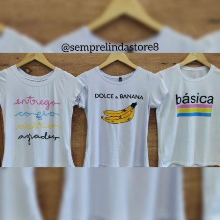 T-shirts Frases