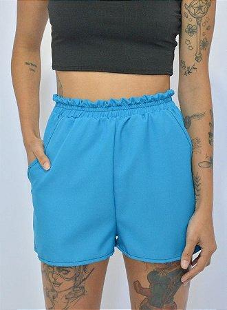 Short Candy Azul