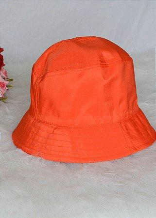 Bucket Hat Laranja