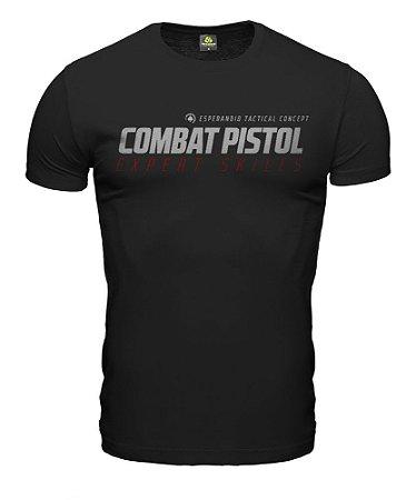 Camiseta ETC Combat Pistol Low Light Esperandio Tactical Concept