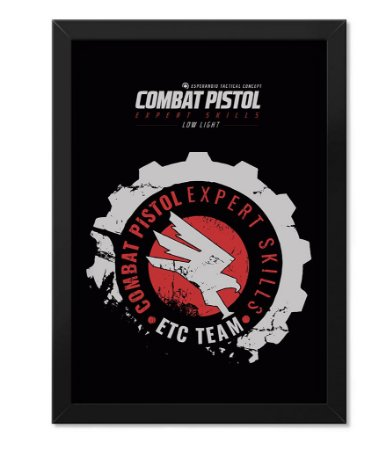 Quadro ETC A3 Combat Pistol Low Light