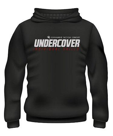 Casaco com Capuz ETC Undercover Individual Skills Esperandio Tactical Concept