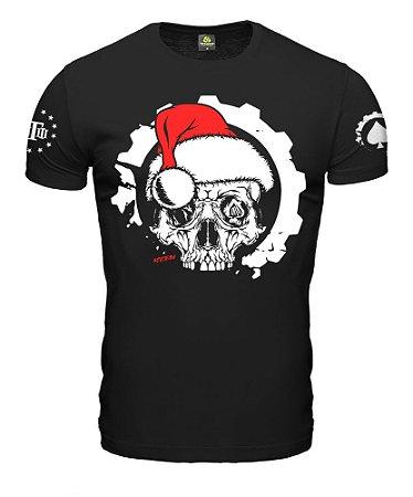 Camiseta ETC Christmas Skull Esperandio Tactical Concept