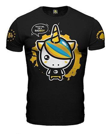 Camiseta ETC Bad Boy Unicornio Esperandio Tactical