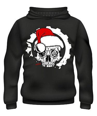 Casaco com Capuz ETC Christmas Skull