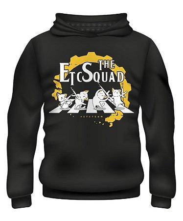Casaco com Capuz The ETC Squad Esperandio Tactical Concept