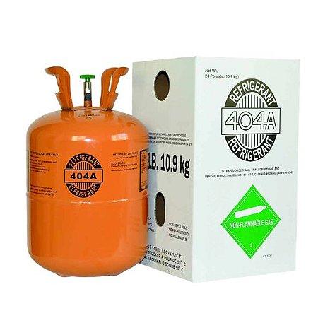 Gás Refrigerante Refrigerant R-404a R404a