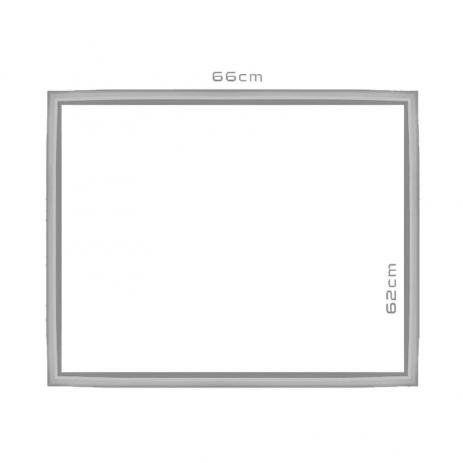 Gaxeta Borracha Vedação Para O Freezer H400