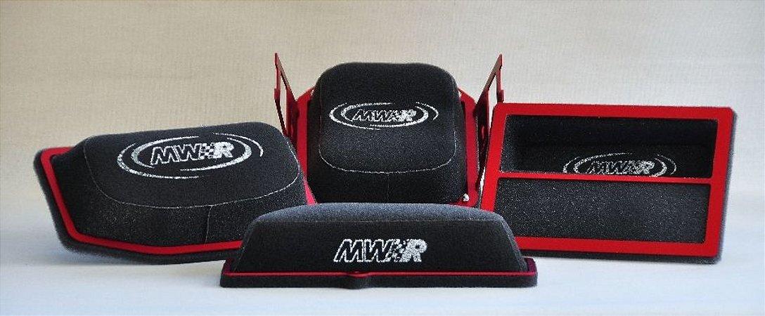 Filtro de Ar Racing Yamaha R1 2009-2014 MWR MC09009R
