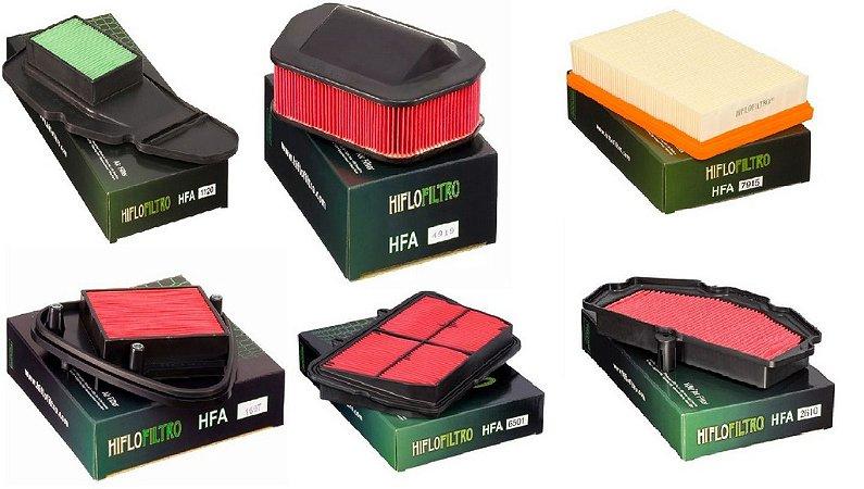Filtro de Ar Yamaha Fazer 600 86-89 Hiflo HFA4605