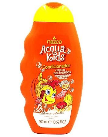 ACQUA KIDS Cabelos Cacheados Shampoo Vegano 400ml
