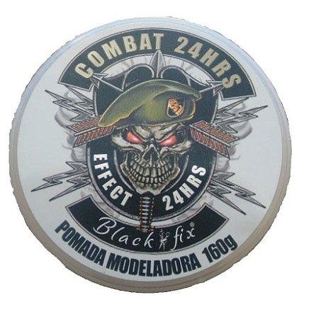 BLACK FIX Pomada Modeladora Combat 24hrs Effect 24hrs 160g