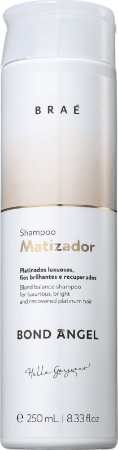 BRAÉ Bond Angel Shampoo Matizador 250ml
