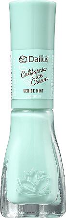DAILUS Esmalte Vegano California Ice Cream Cremoso Venice Mint